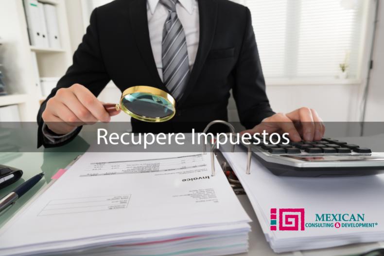 Recuperacion de Impuestos en Morelos, Queretaro o Guerrero