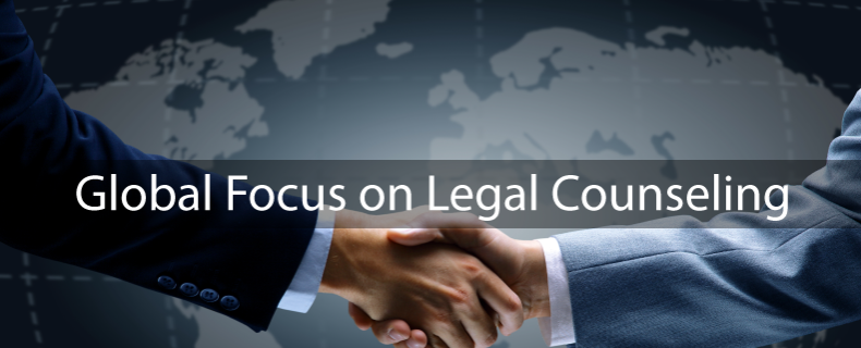 Global Focus On Legal Counseling
