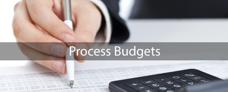 What are the procedural budgets? Part One