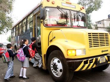¿Transporte escolar obligatorio?